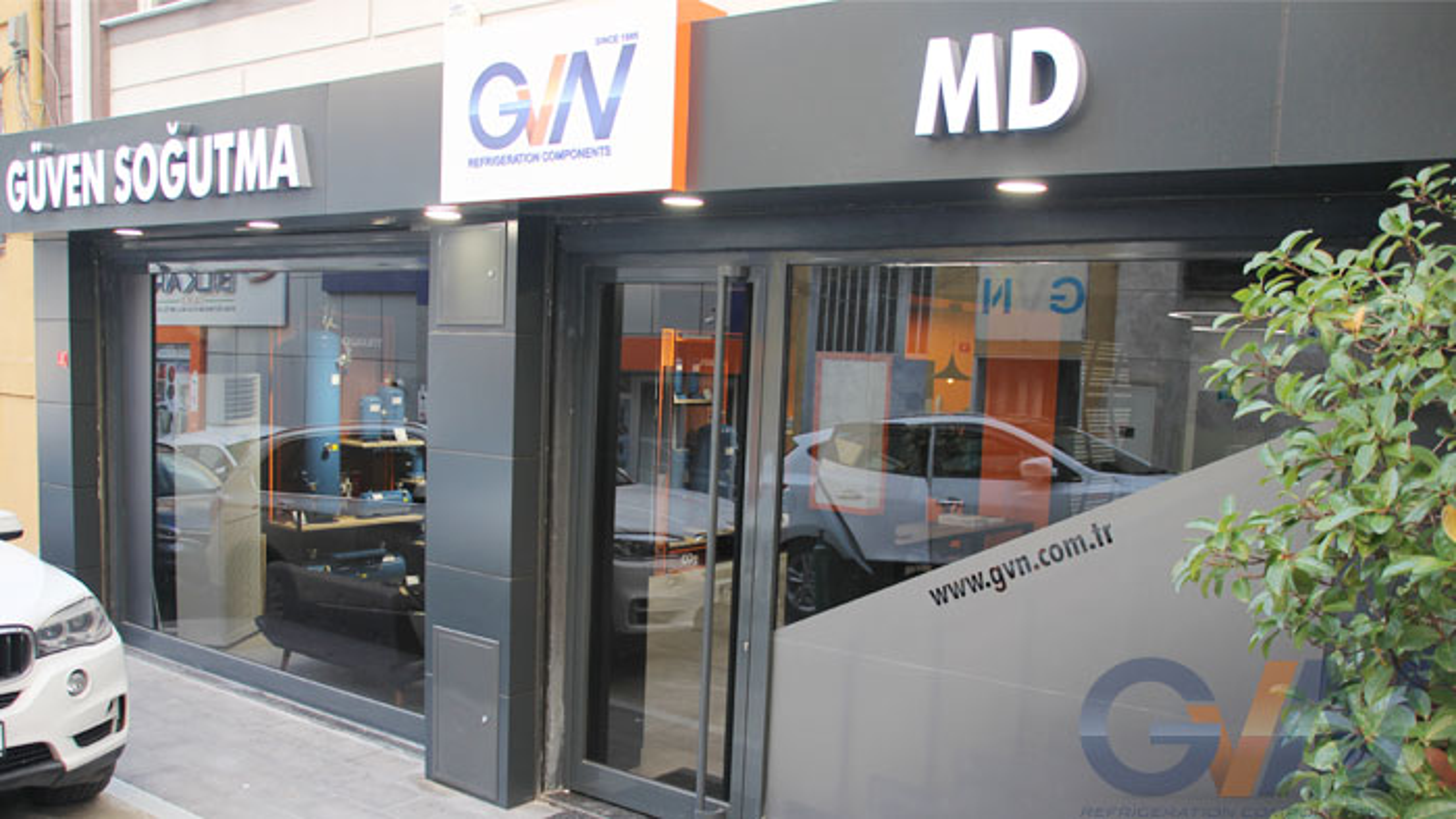 GVN REFRIGERATION COMPONENTS; GÜVEN SOĞUTMA; MD